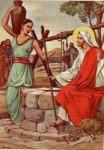 Invitation 3ème célébration - samedi 4 février 2012 Samaritaine-Jesus-104x150